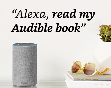 Alexa help: Reading books