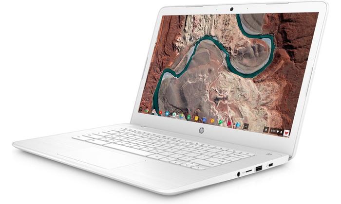 Best budget Chromebook for seniors - HP Chromebook 14